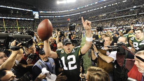43: 2010 Green Bay Packers (Super Bowl XLV)