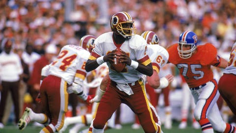 Super Bowl XXII: The start of an unexpected rout