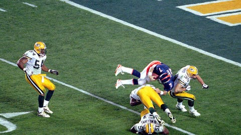 Super Bowl XXXII: The Helicopter
