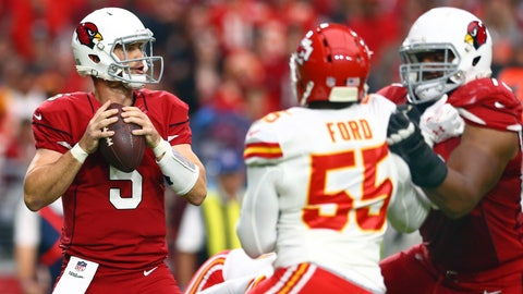 Arizona Cardinals: Drew Stanton, Matt Barkley