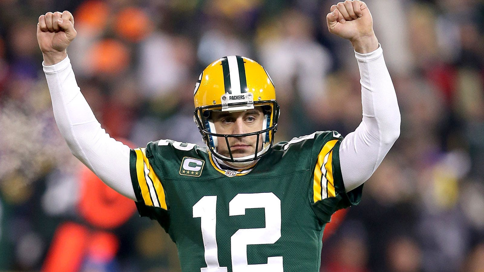 Aaron Rodgers Takes Jab At Players Who Were Injured While Celebrating Fox Sports