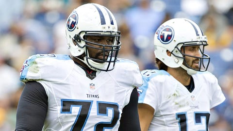 Tennessee Titans: OT Michael Oher (2014)