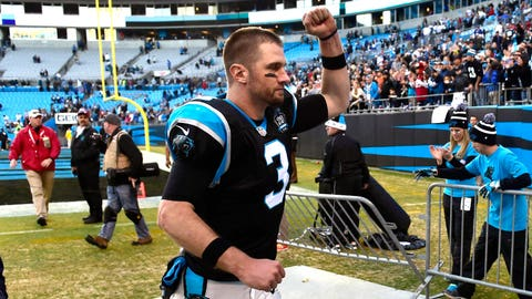 Panthers QB Derek Anderson, $1.282 million
