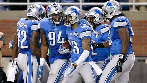 8. Detroit Lions