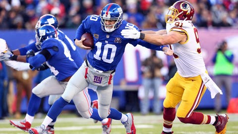 Outside Linebacker: Ryan Kerrigan, Washington Redskins
