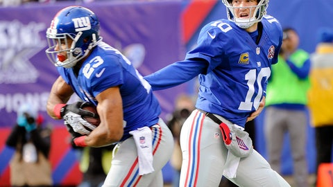 Rashad Jennings, RB, Giants