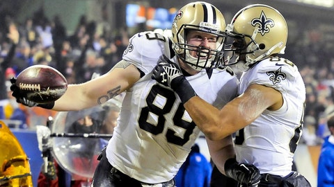 20. New Orleans Saints
