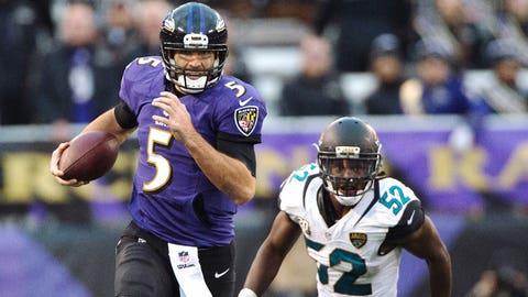 Baltimore: Kansas City to beat San Diego in Week 17