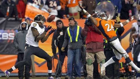 2012 season: Baltimore 38, Denver 35 (double overtime)