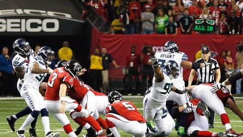 2012 season: Atlanta 30, Seattle 28