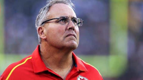 Kansas City special-teams coach Dave Toub