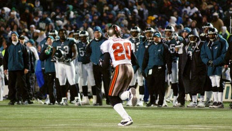 2002 NFC: Tampa Bay 27, Philadelphia 10