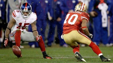 2011 NFC: New York Giants 20, San Francisco 17 (OT)