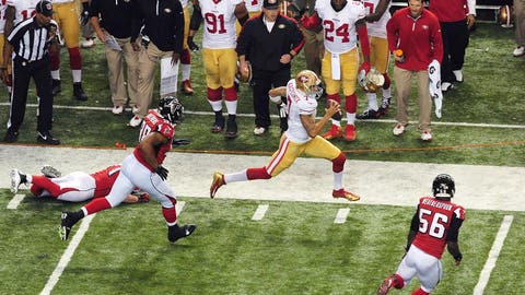 2012 NFC: San Francisco 28, Atlanta 24