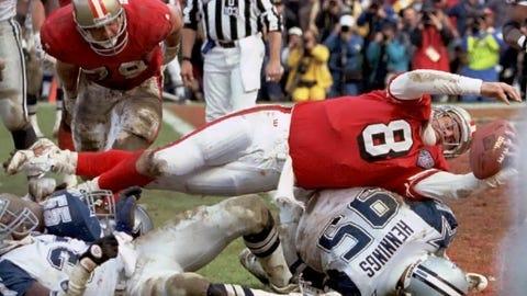 1994 NFC: San Francisco 38, Dallas 28