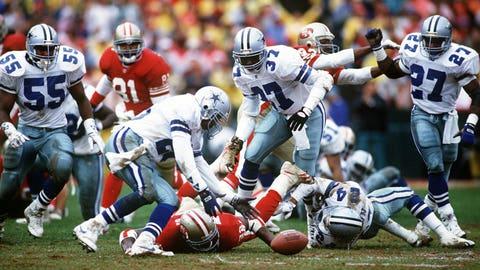 1992 NFC: Dallas 30, San Francisco 20