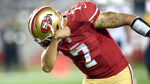 49ers (+1.5) over BEARS (Over/under: 43.5)