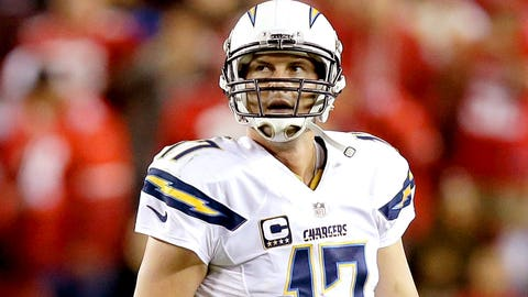 Will the San Diego Chargers trade Philip Rivers?