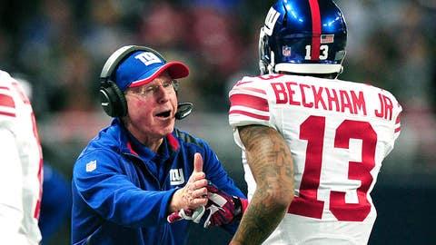 New York Giants: D