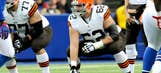 Browns lineman Seymour suspended four games for banned substance