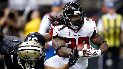 Steven Jackson, RB, Falcons