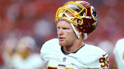 Trent Murphy, LB/DE, Redskins