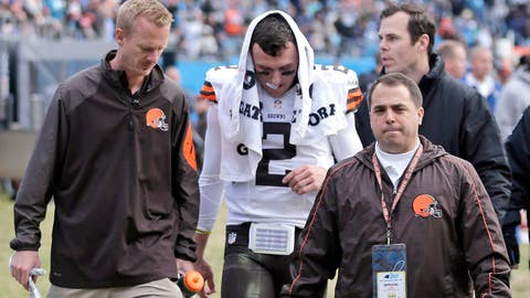 Will Johnny play more football in 2014?