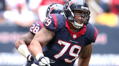 Brandon Brooks, G, Texans