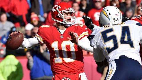 Chiefs QB Chase Daniel, $3.3 million