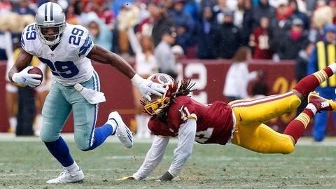 Bryant, Murray break Cowboys records (Week 17)