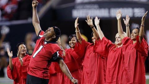 Atlanta Falcons: Samuel L. Jackson
