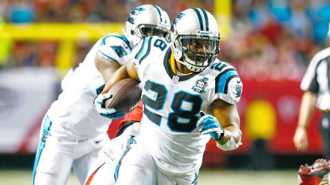 Jonathan Stewart, RB, Panthers