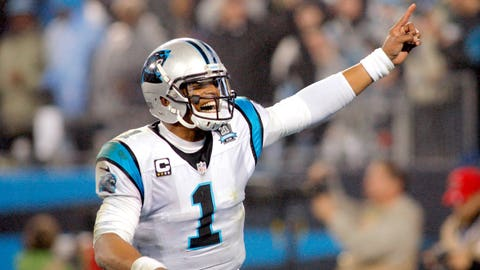Carolina Panthers: QB Cam Newton - $20.76 million