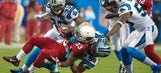 Cam Newton, defense lead Panthers past Cardinals, 27-16