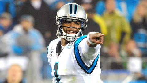 Is Cam Newton ready to take the next step?