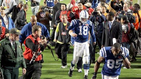 2009 Super Bowl: Saints 31, Colts 17
