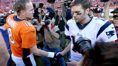 2013 AFC championship game: Broncos 26, Patriots 16