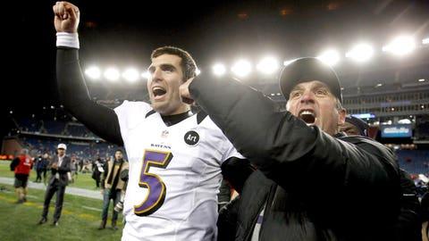 Baltimore Ravens: 9
