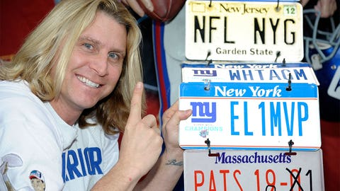 "Joe ""License Plate Guy"" Ruback"