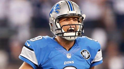 Matthew Stafford, Lions QB, $17.7M: Good