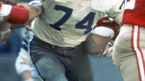 3. DT Bob Lilly (1961-74)