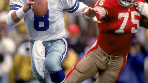 1989: *Troy Aikman, QB, UCLA, Dallas Cowboys