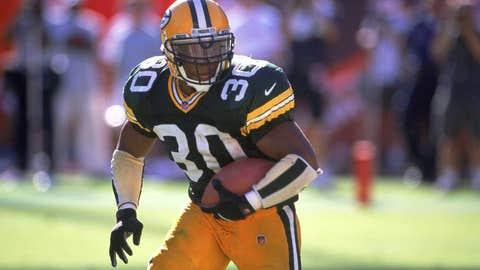 15. RB Ahman Green (2000-06, '09)