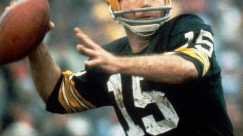 2. QB Bart Starr (1956-71)