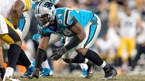 DE: Kony Ealy, Carolina Panthers