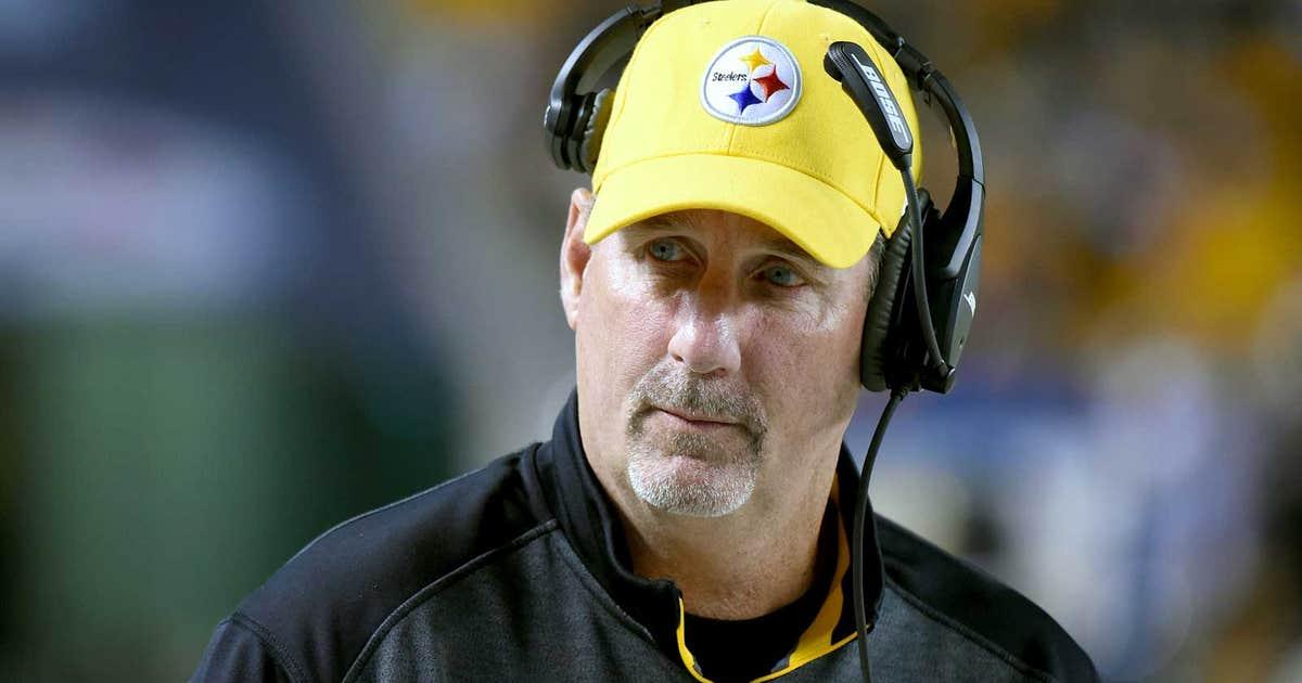 Pittsburgh Steelers Tab Keith Butler New Defensive
