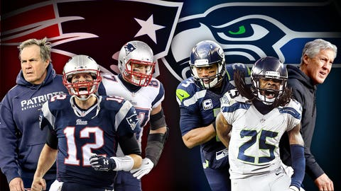 5. Is this really a defining game for both the Seahawks and Patriots?