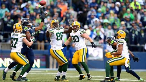 2014 NFC: Seattle 28, Green Bay 22 (OT)