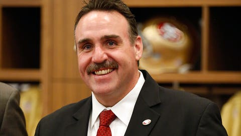 How will Jim Tomsula perform in his first year?