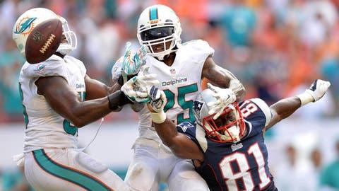Week 1: Dolphins 33, Patriots 20